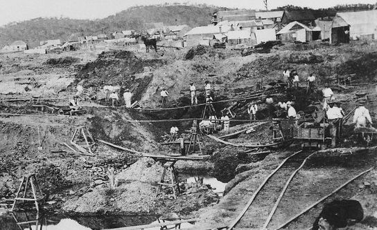Looking at History: Managing gold in New South Wales