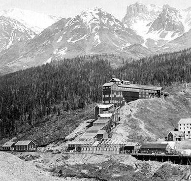 Alaska, gold mining