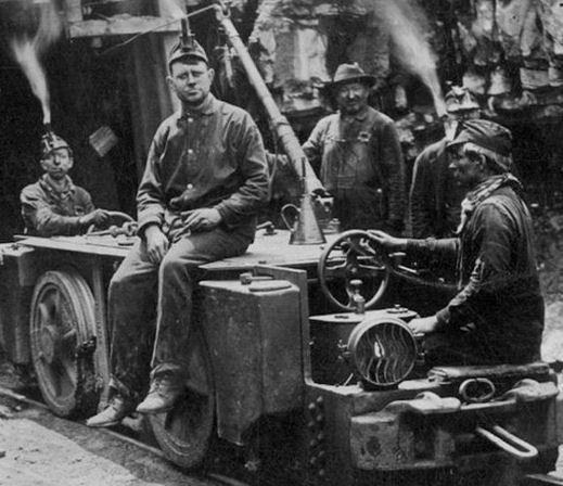 Coal Miners Colorado Virginia Coal Miners Colorado