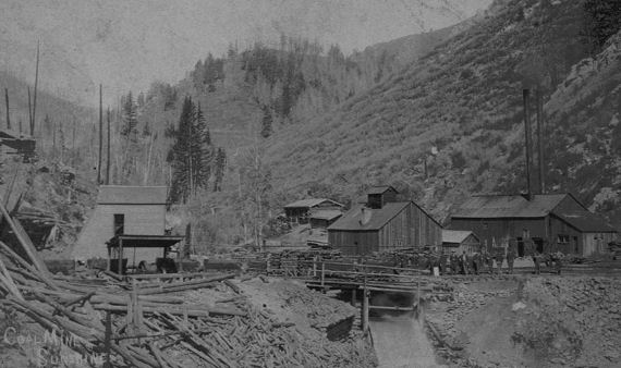 Smuggler Mine near Telluride