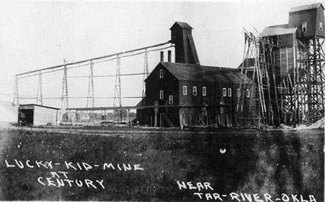 Oklahoma mines