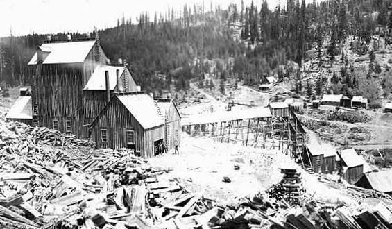 Oregon mines sciox Image collections