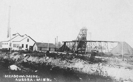 Keewatin taconite mining