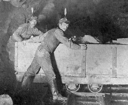 Michigan-Copper-Mines