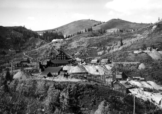 Eureka, UT Silver mining, mines, mine owners and mine ...