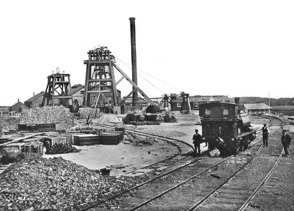 Surface mining machinery developments