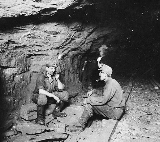 Coal Miners Colorado Illinois Coal Miners