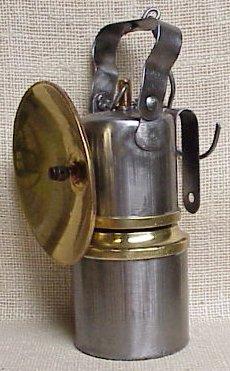 Carbidehandlamps