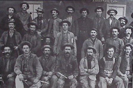 Coal Miners Colorado Colorado Miners