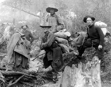 Image result for gold rush miners